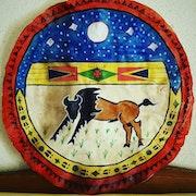 «Tatanka Nagi» Buffallo spirit ou l'esprit du bison.