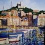 Le vieux port. Marseille. Henny