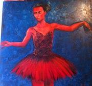 La Danseuse Rouge.