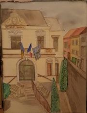 Annexe de la mairie de Saint-Claude.