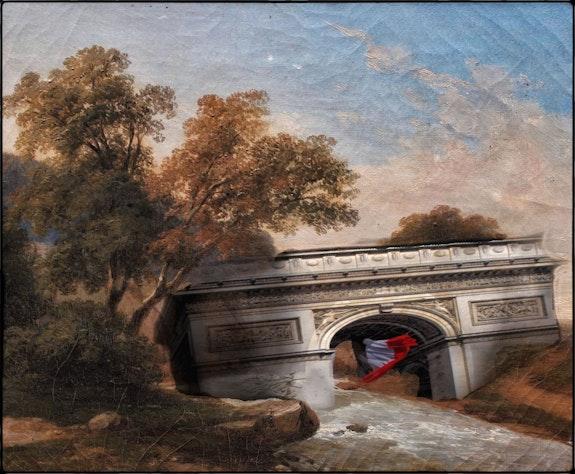 Arc d'anti-triomphe…. Jlg Jean Lou G