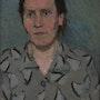 Porträt der Mutter. Axel Zwiener