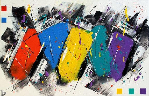Colorthérapie. L'aquarelle Autrement L'aquarelle Autrement