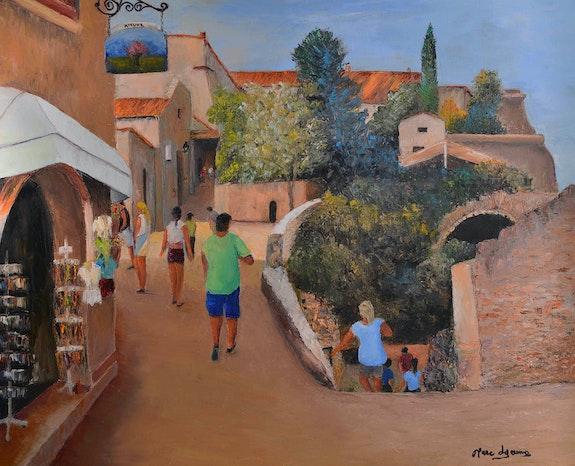 Visite des beaux de provence. Marc Lejeune Marc Lejeune