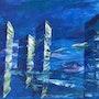 La ville bleue. Tami