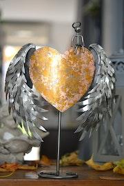 Un coeur d'ange.
