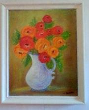 Le bouquet de Gardénias.