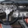 Ford Mustang cabriolet 1967 (tableau de bord). Lionel Thieffine