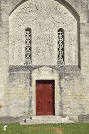Montbavin Eglise (portail). Jpg.
