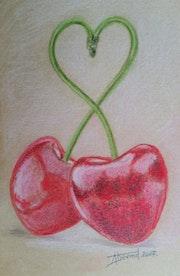 Coeur de cerise.