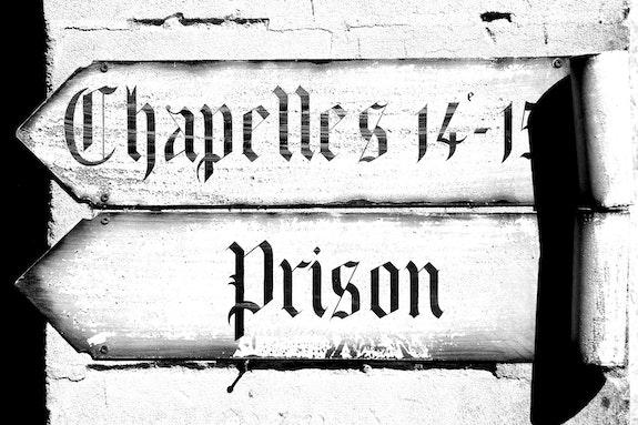 Chapelle Prison. Pic Lion Pic Lion