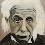 Albert Einstein. Philippe Guigon