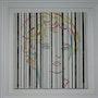 Code barre. Portrait anonyme. Michel Castanier