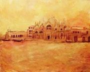 Venice at Dusk. Michela Curtis