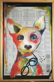 «Un chien de caractéreé.