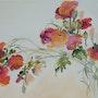 Bouquet. Annie Roger
