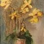 Les orchidees. Annie Roger