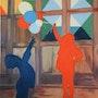 Les ballons. Catherine Lccat