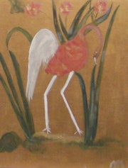 The Oriental Crane. Michela Curtis