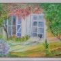 La petite maison aux volets bleus. Seren Lienasson