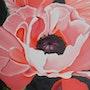 Coeur de fleur. Anne Delpierre