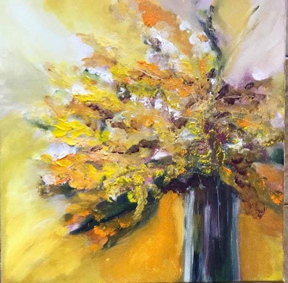 Ete - Série note fleurie. Christiane Gilbert Christiane Gilbert