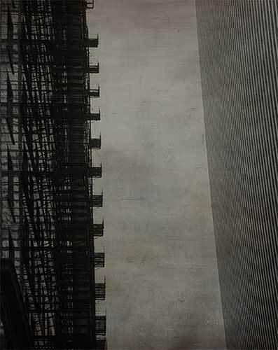 Chicago #01, photographie numérique, épreuve pigmentaire sur papier, 2016. G. Allaguillemette Allaguillemette