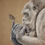 «Le Papillon». Brigitte Van Hool