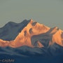 Mountain Bathed in Sunlight. Yrya-Chan