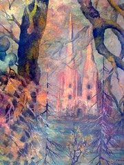 La Catedral de la Tierra por Alberto Thirion. Alberto Thirion Garcia