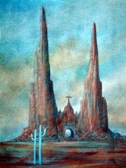 Los Altares, Artes de America Latina. Alberto Thirion Garcia