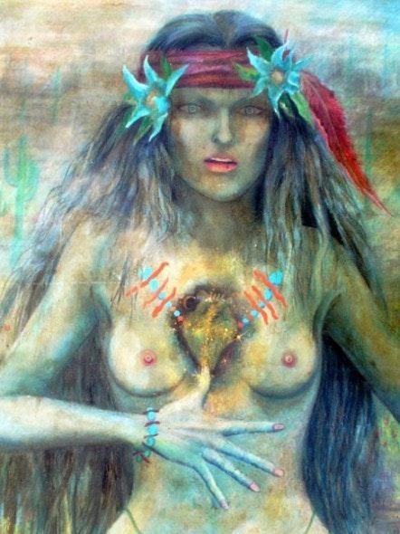 Danza Mestiza a la Virgen de Gudalupe Artes de América. Alberto Thirion Alberto Thirion Garcia
