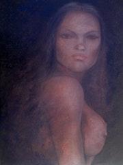 Estudio de Mujer, Artes de Mexico, Arte Contempóraneo, Artes de América Latina. Alberto Thirion Garcia