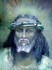 La Luz, 2002 Categoria: Pintura Técnica: Oleo Soporte: Papel 50 cm. X 65 cm.. Alberto Thirion Garcia