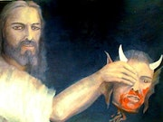 The Death of the Devil; The World's Most Famous Painting 2007 Category: Painting.