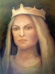 Madonna Categoria: Pintura Técnica: Oleo Soporte: Madera 42 X 57 cm..