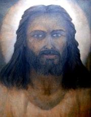 Cristo por Alberto Thirion Categoria: Pintura Técnica: Oleo.