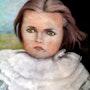 María Scarpitta 2007 Categoria: Pintura Técnica: Oleo Soporte: Madera. Alberto Thirion Garcia