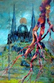 La Catedral del Monte 2005 Categoria: Pintura Técnica: Oleo.