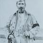 Esc_4867 Emile, Sapeur-mineur 14-18 et devenu veuf pendant la guerre 40x60. François Effel