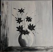 Bouquet noir.