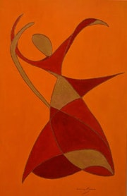 La valse orange / the valse orange.