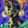 Black magic woman. Lysiane Wilkins