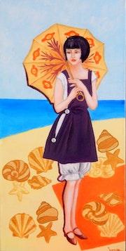 L'ombrelle.