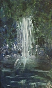 Water Falling. Michela Curtis