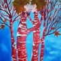 L'amour des arbres. Mimi