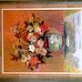 Bouquet de fleurs. Jean-Jacques Varlet