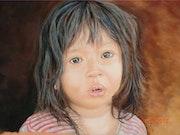 La petite Cambodgienne. Mariebretonne