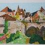 Le village de Bennac'lot). Catherine Souet-Bottiau