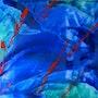 Rhapsody in blue. Lysiane Wilkins